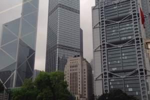 深圳到香港旅游 香港景点攻略 香港观光旅游一日团
