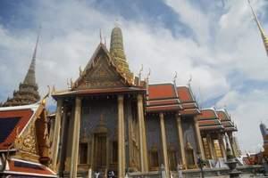 重庆到泰国曼谷|曼谷芭提雅舒心双飞五晚六天 泰国限时特价旅游