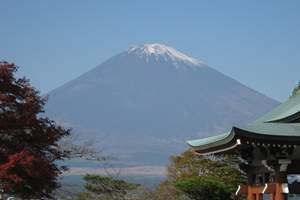 乌鲁木齐出发到日本 童趣之夏暑期寻梦 亲子双飞8日游