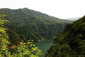 济源黄河三峡