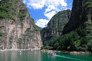 天津到龙庆峡旅游_松山原始森林公园_八达岭野生动物世界二日游