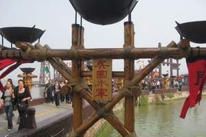 大连旅行发团到华东五市、灵山胜境、三水乡、三园林2飞6日游
