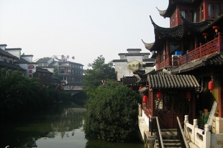 【华东五市·准五住宿】洛阳出发到南京、乌镇、上海双卧7日游