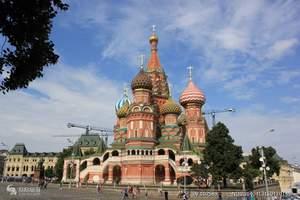 新疆烏魯木齊出發到俄羅斯莫斯科|圣彼得堡|謝鎮經典雙飛七日游