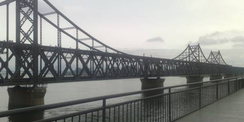 苏州到大连v鸿运_7月丹东鸭绿江、鸿运谷漂流丹东一日穷游攻略图片