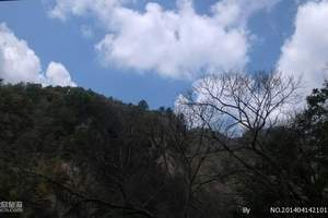 西安一日游 西安出发到户县朱雀森林公园1日游旅游攻略