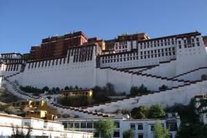 重庆到西藏全景卧进飞回十一日游_拉萨_林芝_日喀则_纳木错