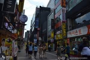 南昌到韩国首尔济州岛双飞五日游