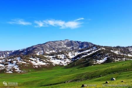 新疆天池吐鲁番、喀纳斯纯玩8日游,豪华大巴,1晚禾木木屋酒店
