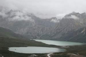 H2 外国人去西藏川藏线加珠峰大本营15日游