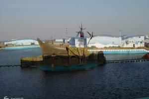 海边出游泰安去北戴河、沙雕海洋乐园、山海关渔岛大巴纯玩3日游