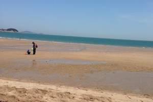青岛到崂山烟台、威海蓬莱三日游|去海边抓小螃蟹吧、天天发团