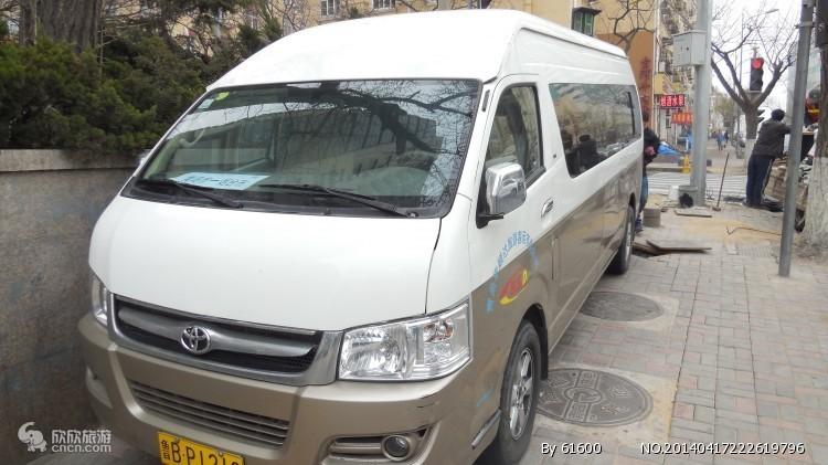 江西省内外旅游包车(12座丰田海狮商务车)