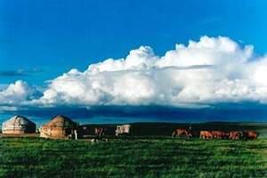 九江出发到内蒙古大草原旅游-希拉穆仁草原神奇响沙湾双卧7日游