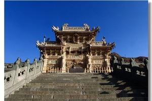 天津到五台山旅游多少钱_佛国之旅五台山一地祈福品质汽车二日游