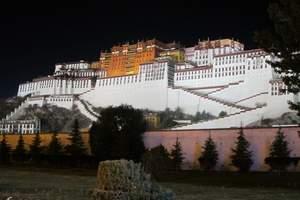 广元出发到拉萨旅游(西藏拉萨、纳木措、林芝单飞单卧8日游)