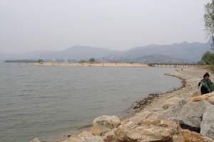 淄博旅行社出发到雪野农博园+雪野湖休闲金沙滩游玩一日游