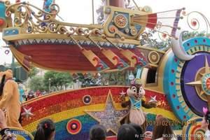 桂林到港澳迪斯尼海洋公园双飞六日游【天天发团】【高端品质】
