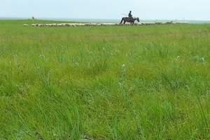 G1:室韦、莫尔道嘎、呼伦贝尔草原、满洲里、阿尔山全线7日游