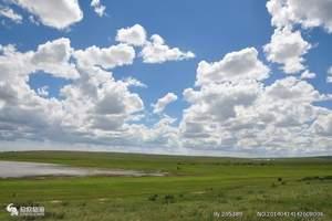 中国美丽的草原-呼伦贝尔双卧4日游/呼伦湖、蒙古包,哈尔滨起