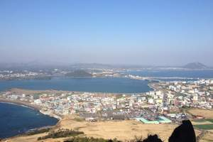 青岛到韩国豪华游船五日游|心动不如马上行动