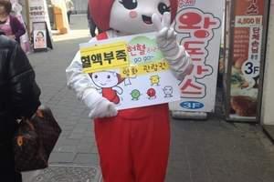 重庆到韩国半自由行_韩国首尔半自由5日游_乐天世界_登南山塔
