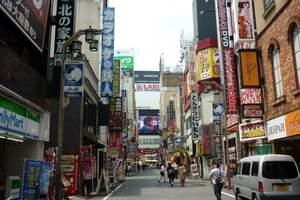 日本关西亲子6天 三大乐园 往返公务舱 国际五星酒店连住