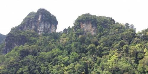 兰卡威地质公园
