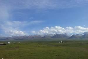 大美新疆火车专列 8晚9天晚游-喀纳斯伊犁草原深度游行程报价