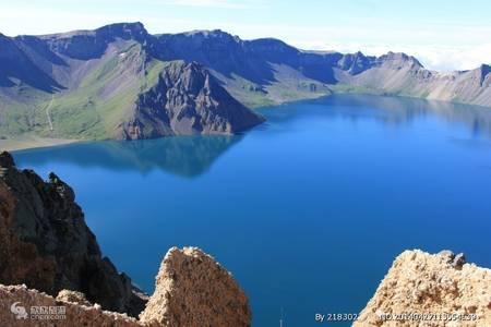 吉林雾淞-长白山·天池·温泉镜泊湖、冰雪大世界双卧7天0购物