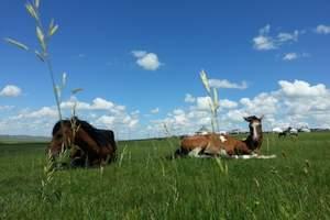 F1:呼伦贝尔草原、满洲里、额尔古纳湿地、室韦、阿尔山6日游