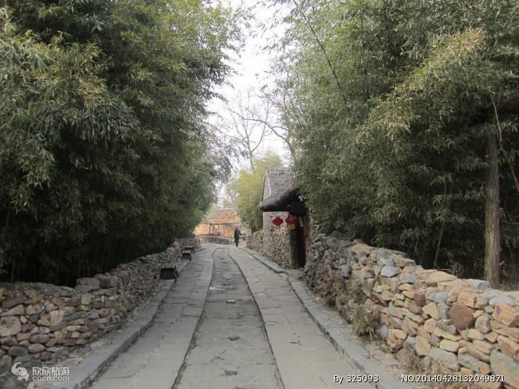 竹泉村图片