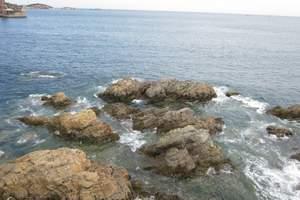 唐山出发大旅顺海之韵老虎滩海洋公园双飞三日