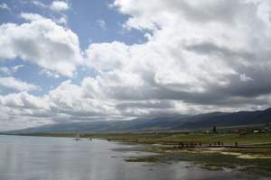 骑行-青海湖 茶卡盐湖二日游