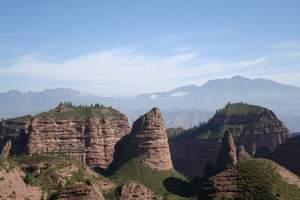 茶卡盐湖、青海湖二郎剑、祁连卓尔山、坎布拉地质公园4日游