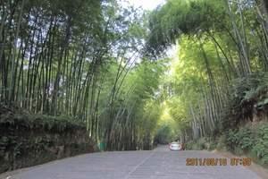 西安到蜀南竹海旅游线路_成都、蜀南竹海、圣灵山双卧5日游