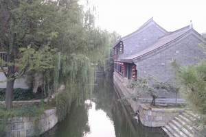 台儿庄+日式温泉两日游 跟车 青岛新业发车两天来回