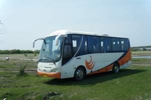 33座旅游包车
