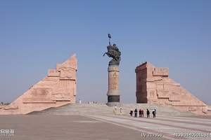 呼和浩特四星旅遊團_希拉穆仁草原、成陵、沙漠、呼和浩特四日遊