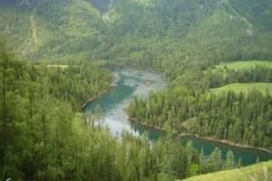 乌鲁木齐出发到新疆喀纳斯湖(汽车)品质四日游|新疆喀纳斯湖游