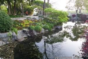 苏杭旅游线路推荐:青岛到苏州、杭州、西塘、古镇大巴四日跟团游
