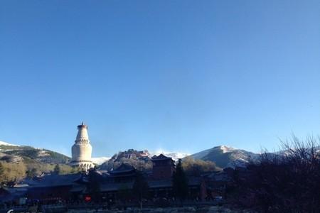 太原到五台山旅游:五台山佛教圣地好品质1日游