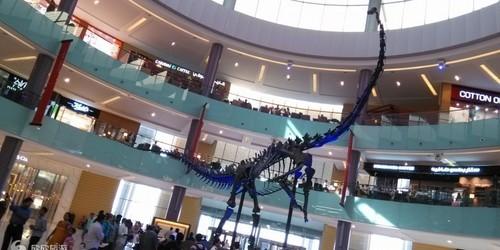 迪拜購物中心