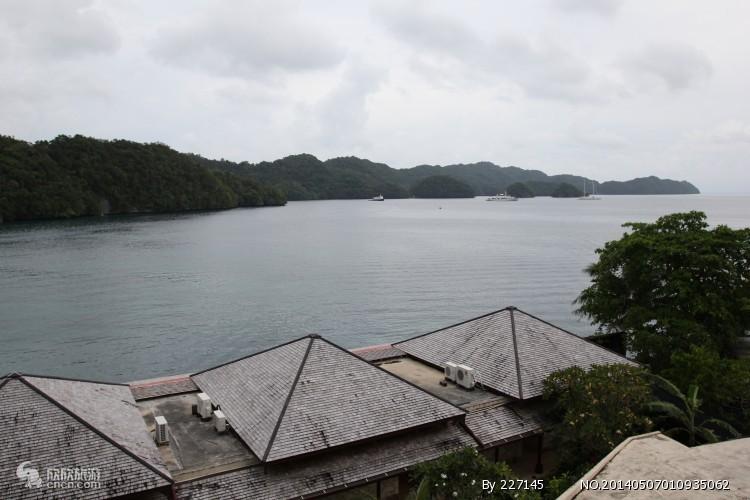 香港直飞帕劳Palau 去帕劳老爷大酒店5天价格