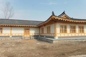 延边州朝鲜族村子自驾游2日游  延吉朝鲜族民俗村住宿订房电话