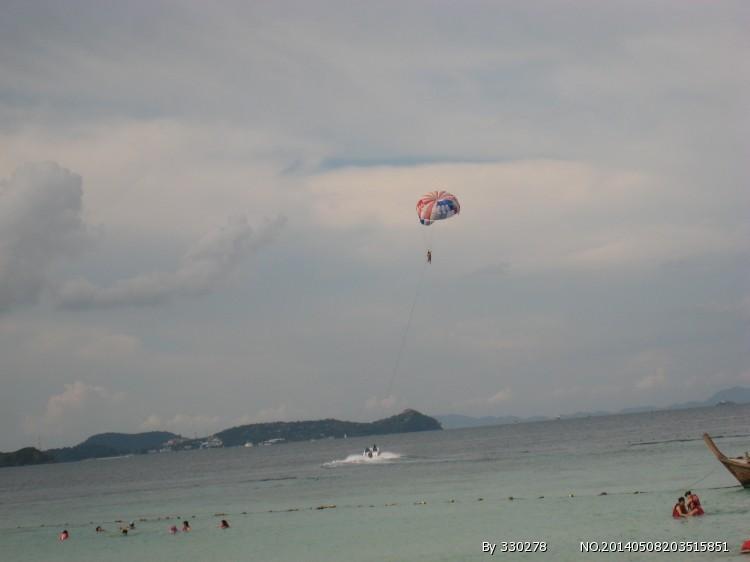 泰国泛舟7日游-攀牙湾情人沙滩|去普吉旅游景点推荐