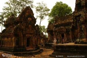 越南芽庄、柬埔寨吴哥窟两国双胜地8天7日游,海岛度假新婚蜜月