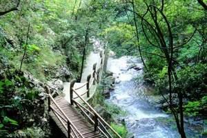 赣州到大余丫山卧龙谷、A哆乡村、玻璃桥一日游