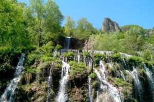 石家庄到平山沕沕水景区-沕沕水一日游