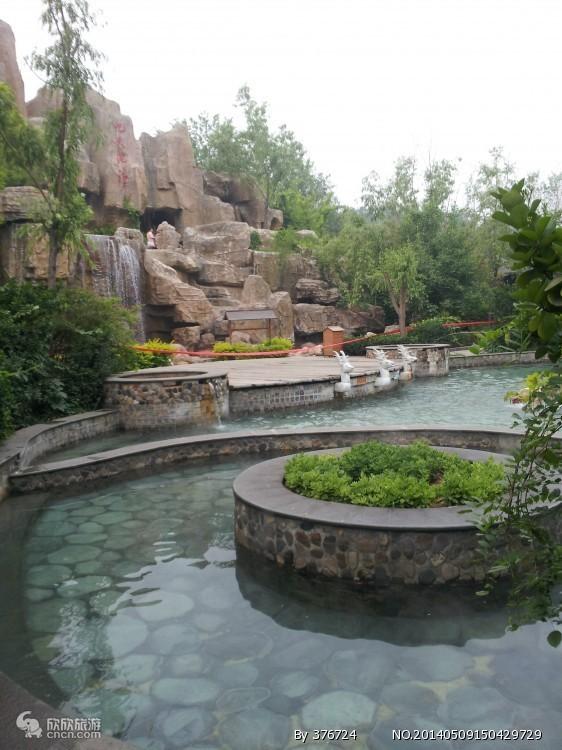 华北最大的室内外温泉度假中心---【白鹿温泉】一日游